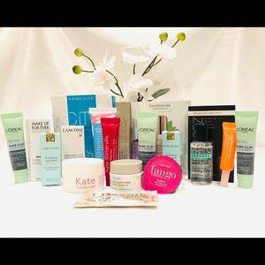 🌺19-Piece Assorted Travel Sz Skin Care Beauty Box